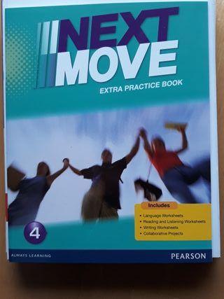 next move 4 pearson extra practice book
