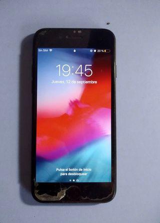iPhone 7 negro 32 gb