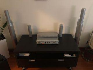 altavoces y reproductor DVD LX9000R