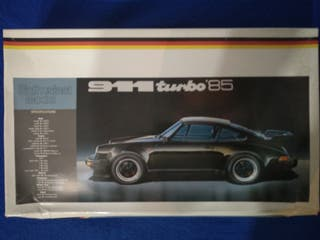 Porsche 911 turbo '85 montaplex