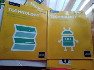 tecnología bilingüe 3 eso