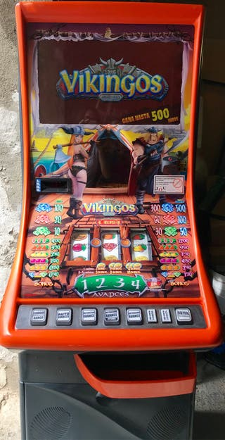 Máquina recreativa VIKINGOS 500, Cirsa