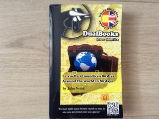 Libro lectura español e inglés