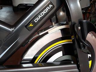 Bicicleta estatica spining Diadora Racer 22C