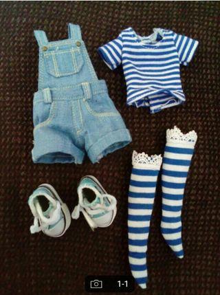 Conjunto muñecas Blythe