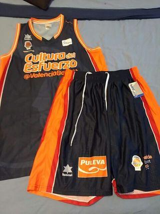 Conjunto Valencia basket