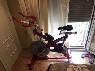 Bicicleta estática indoor sb2 bh fitness