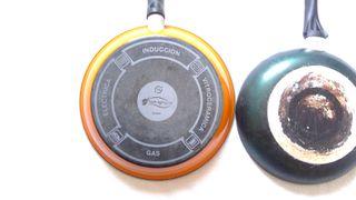 Sarten gas, vitroceramica, Induccion, Electrica