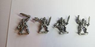 exploradores marines espaciales, warhammer 40000