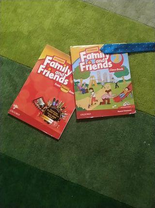 libros de inglés de segundo de primaria