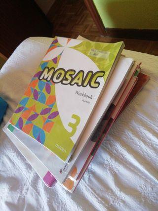 Libros de 3 de la eso modelo D