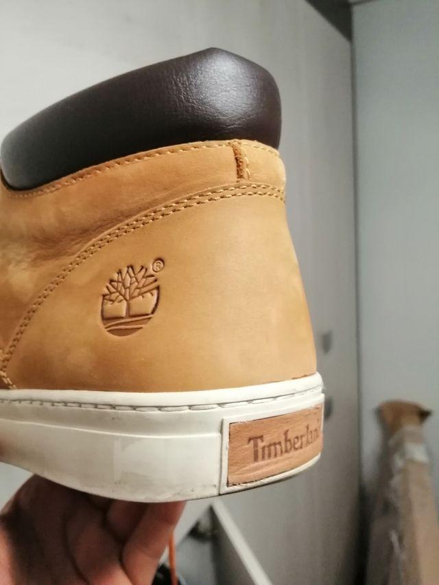 botas Timberland de nobouk originales 47.5