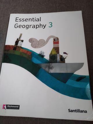 Libro geografía 3 ESO. Richmond