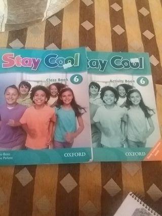 libros de ingles de 6 de primaria