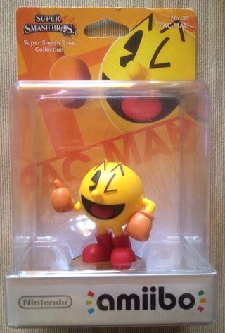 Amiibo Pac-Man No.35