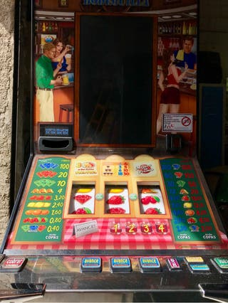 Máquina recreativa LA BODEGUILLA, GiGames