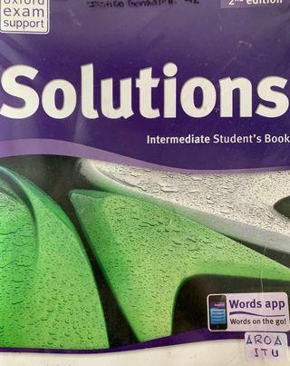 Libro de texto de Ingles 4 ESO