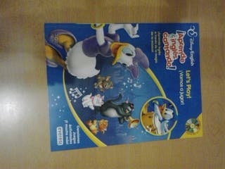 Libro Disney English