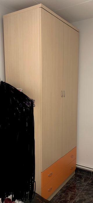 Armario habitación niño/niña