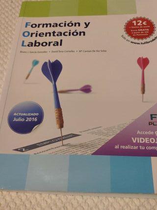 Libro FOL Formación Profesional