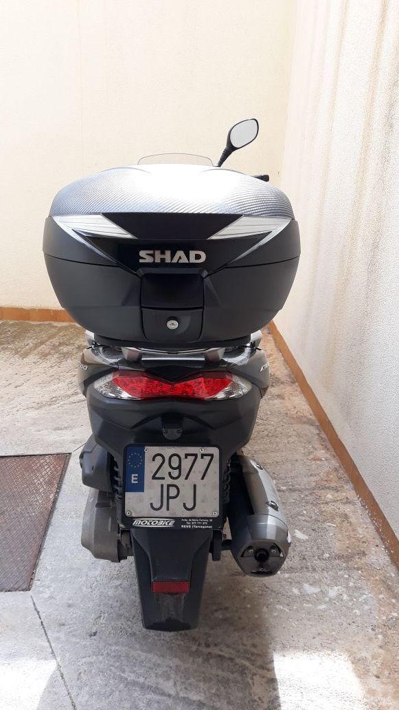 Vendo kawasaki j300