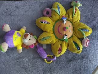 Pack juguetes cuna