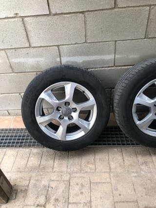 Llantas + neumáticos Audi Original