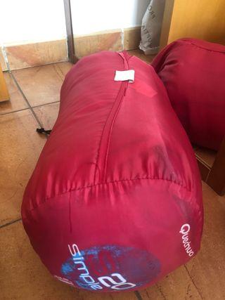 Saco de dormir quechua