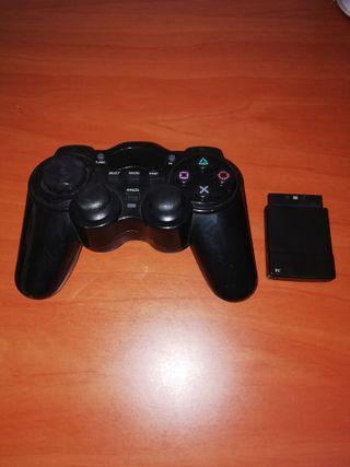 Mando inalámbrico de Playstation 2 ps2