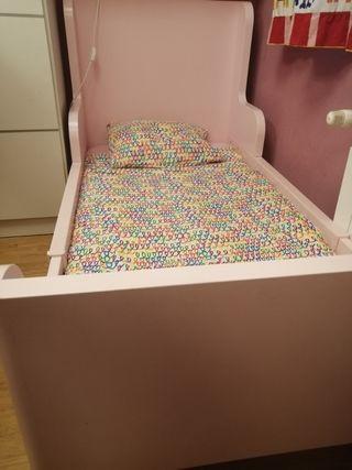 2 camas infantiles