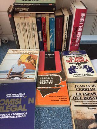 24 libros historia política