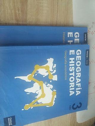 libro geografia-historia 3eso