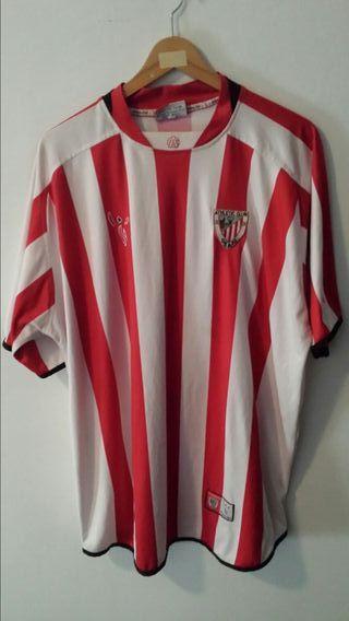 camiseta athletic club