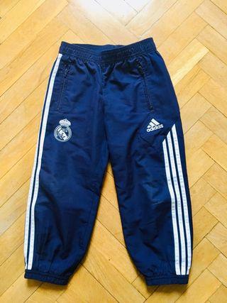 Pantalón chandal Real Madrid, Adidas