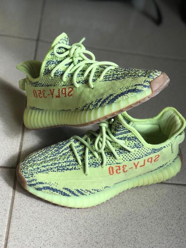 adidas yeezy wallapop