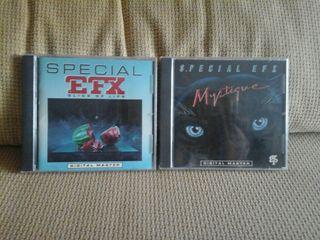 CDS de SPECIAL EFX -CHIELI MINUCCI ( JAZZ FUSIÓN
