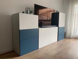 Mueble tv y armarios