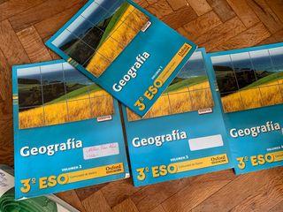 Libro geografía 3 de la eso