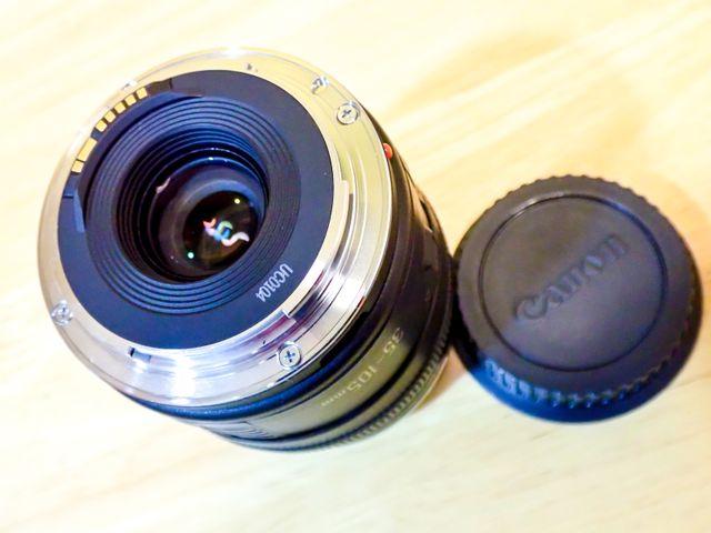 Objetivo Canon EOS EF 35-105 1:3.5-4.5