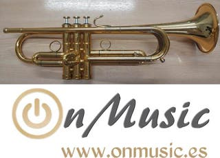 Trompeta Sib Trompeta en Sib B&S X-Line MBX2