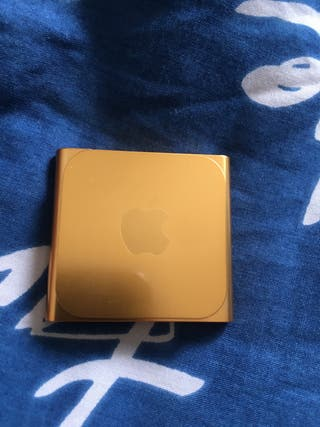 ipod nano color dorado nuevo