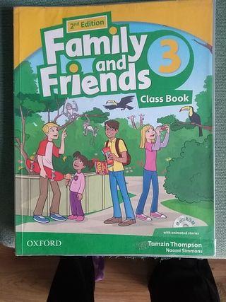 Libro de 3 de primaria de inglés.Oxford.