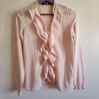 A ESTRENAR - Camisa rosa de Reserved