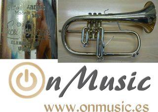 Fliscorno Bach Stradivarius 183 en muy buen estado