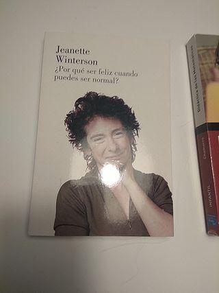 Libro Jeanette Winterson