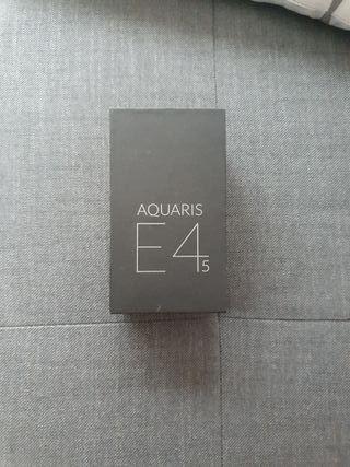 Bq Aquaris E4 5 Seminuevo con funda
