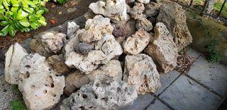 Rocas de jardín
