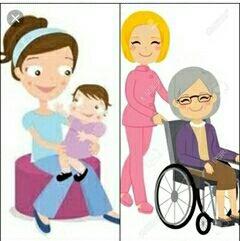 auxiliar de geriatria se ofrece