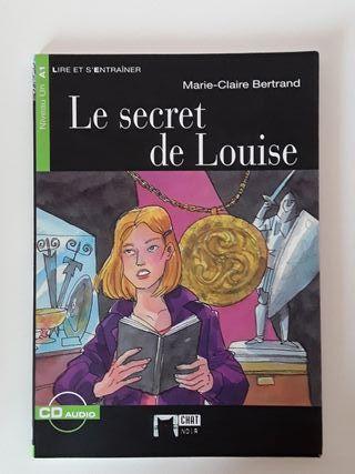 Libro LE SECRET DE LOUISE, Marie-Claire Bertrand