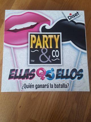 Party&Co ellas-ellos